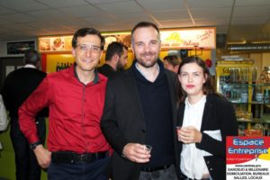 Nicolas DULION : Soirée au Club LR