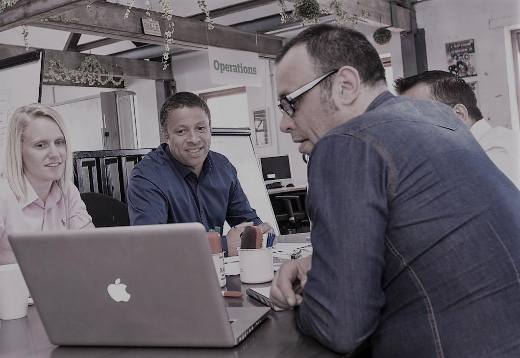 Nicolas Dulion : coworking et immobilier de bureaux